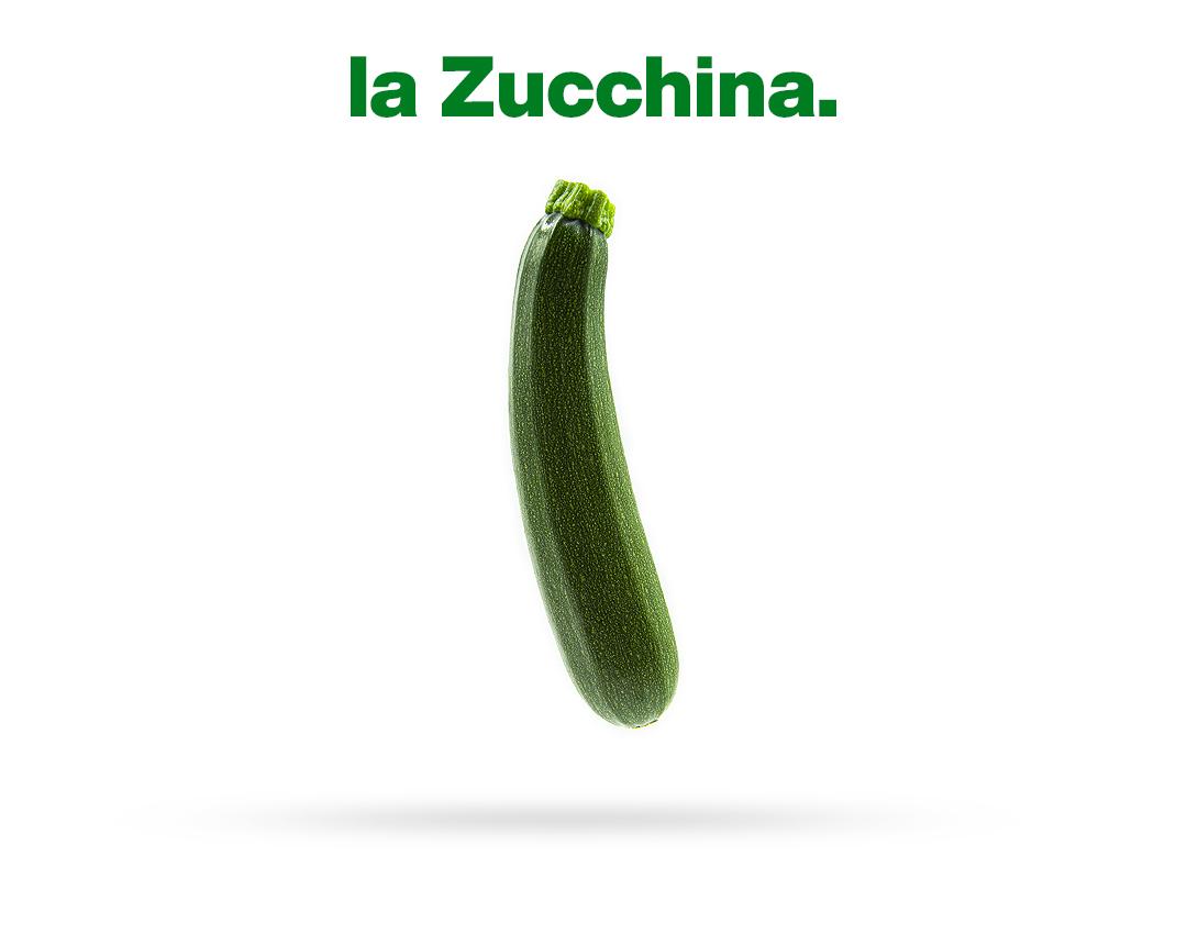 vendita zucchine